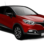 A5 Renault Capture